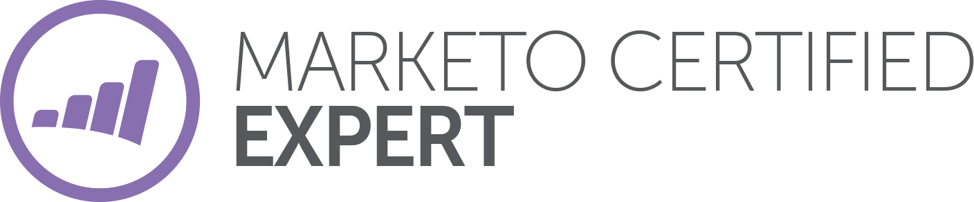 Marketo Certified Expert badge